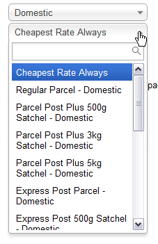auspost shipping_virtuemart-2 domestic
