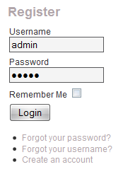 Joomla 1.5 Automatic Login in after Registration