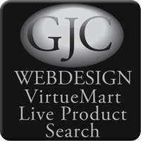 Joomla 1.5 VirtueMart Live Product Search logo