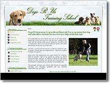 Dogs-R-Us Training School.de